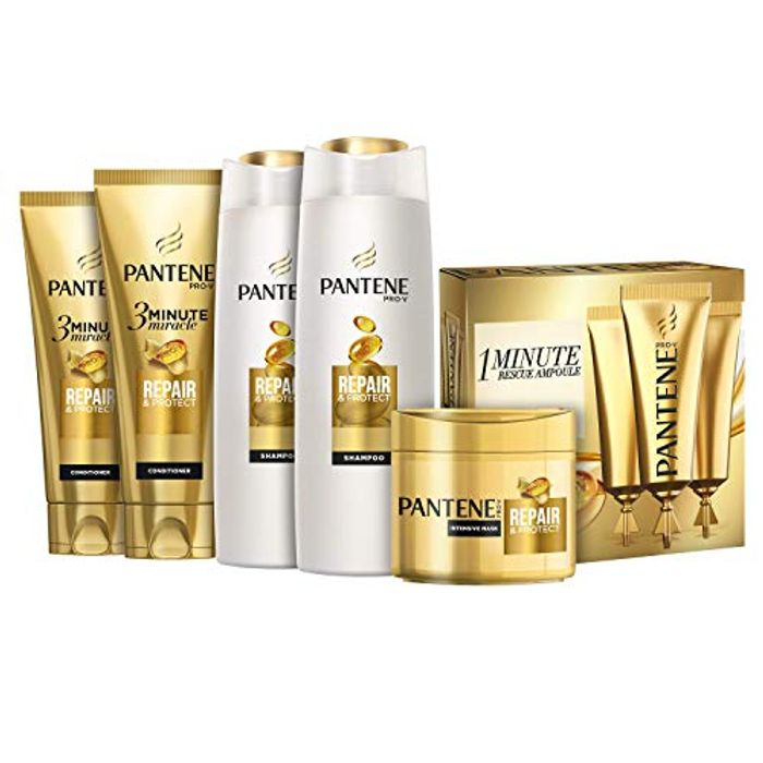 Pantene Pro-v 3 Months Rescue Kit Repair and Protect