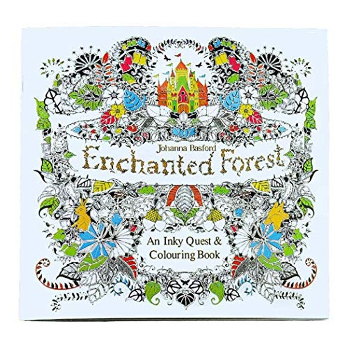 Coloring Book 70% off + Free Delivery