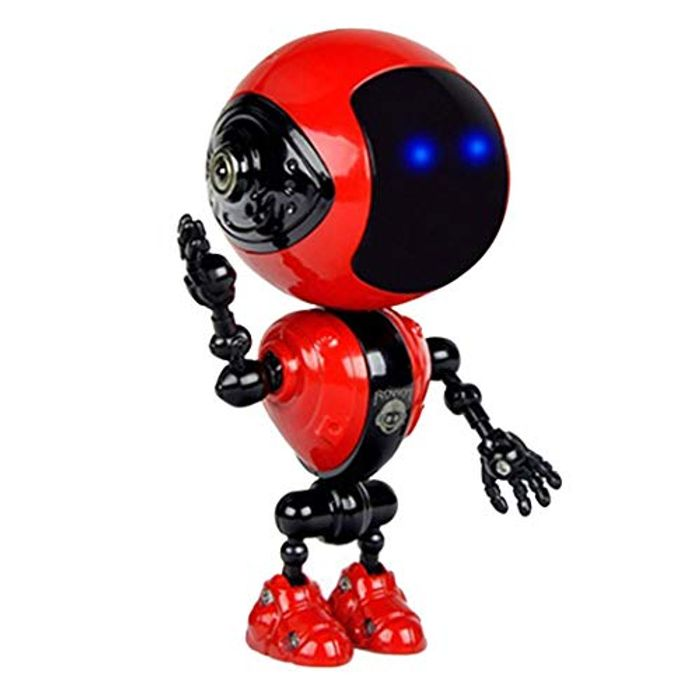Mini Alloy Robot Toy 80% off + Free Delivery