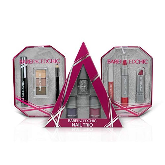 WOW! 9 Piece Beauty Gift Set - Only £5.99!
