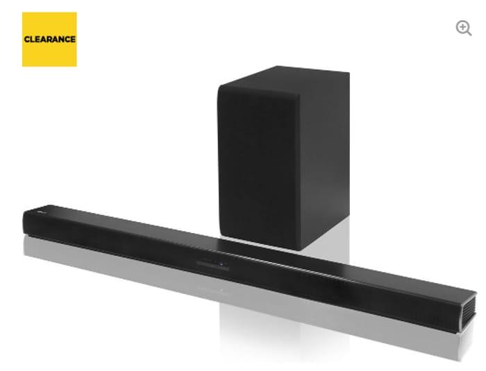 LG SJ4 2.1 Wireless Sound Bar