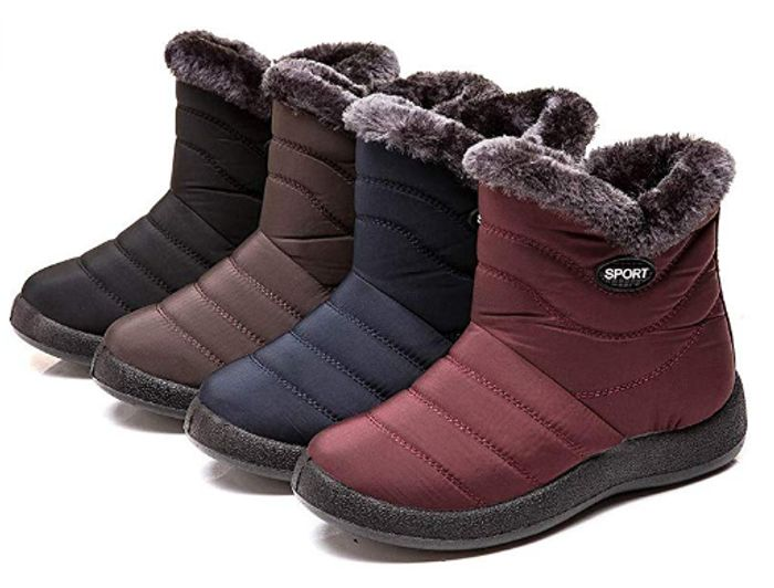 Deal Stack - Womens Snow Boots - 70% off + Extra 5%