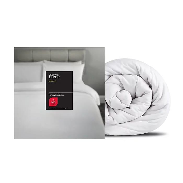 Winter Warm Soft Touch Duvet 15 Tog