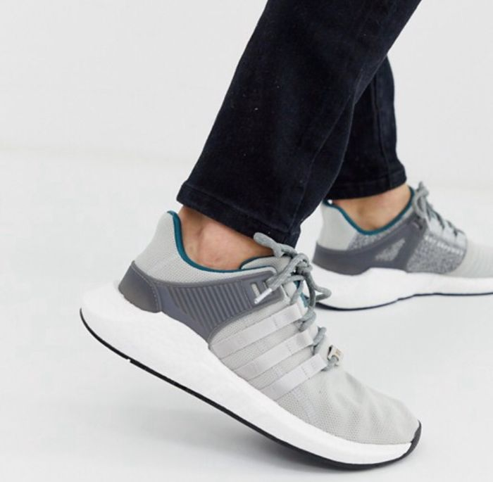 Adidas EQT 93/17 Trainers Now £30.80 plus Free Socks Sizes 12.5, 13, 13.5