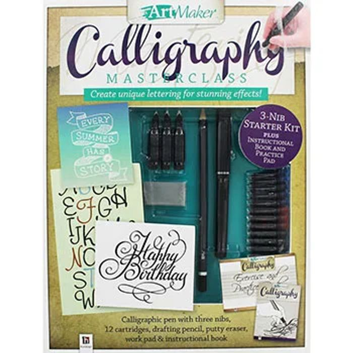 Art Maker Calligraphy Masterclass