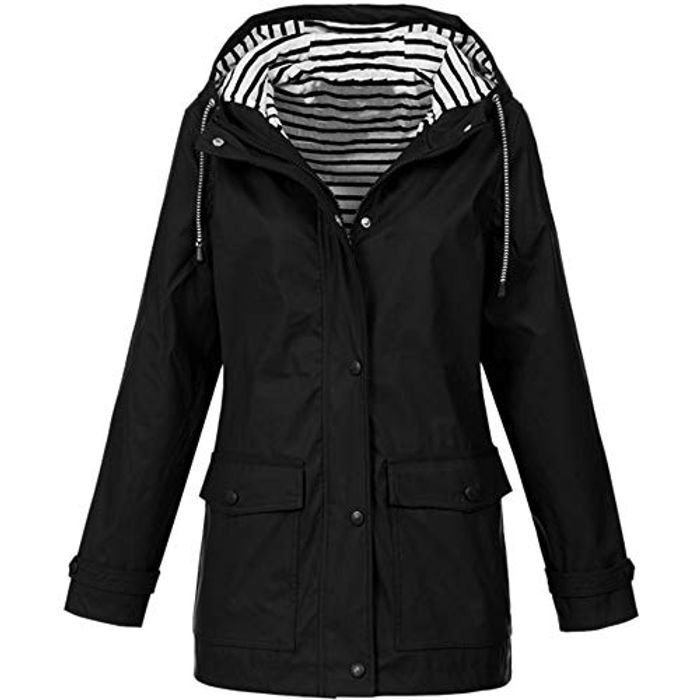 Comfortable Coat, Casual Fashion, Rain Proof