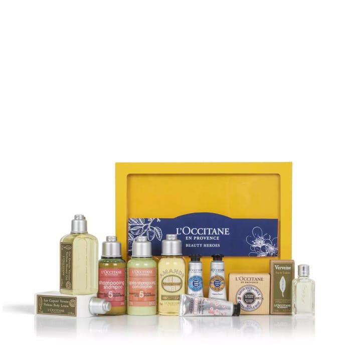 Best Price! L'Occitane en Provence 'Beauty Heroes' Travel Size Bodycare Gift Set
