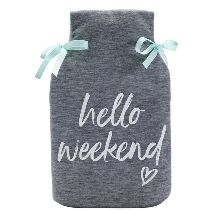 Hot Water Bottle from Argos with 50% Discount - Great buy!