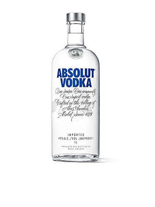 Absolute Vodka 1 L at Sainsbury's - Only £20!