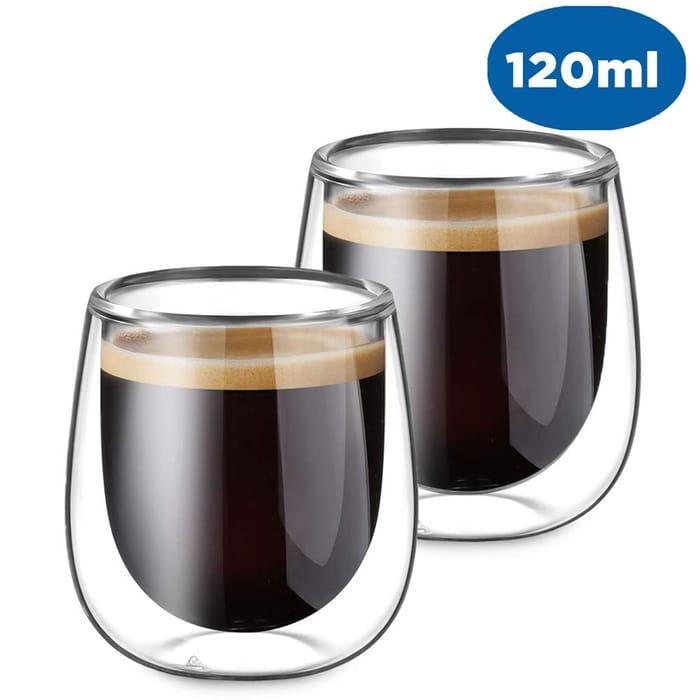 Deal Stack - Espresso Cups - £2 off + Lightning Deal