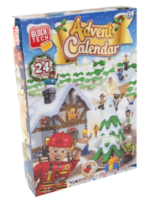 Block Tech Advent Calendar HALF PRICE