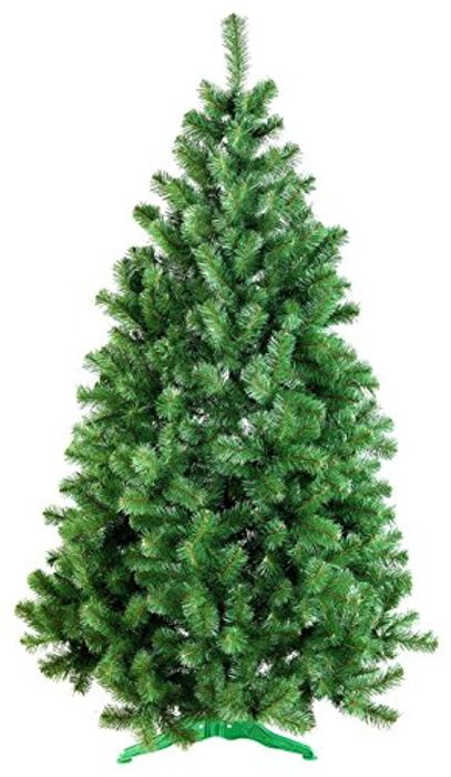 7ft Artificial Christmas Tree at Amazon - Only £29.95!