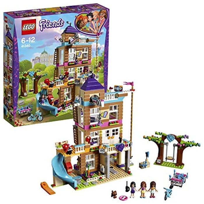 SAVE 38%! LEGO 41340 Friends Heartlake Friendship House