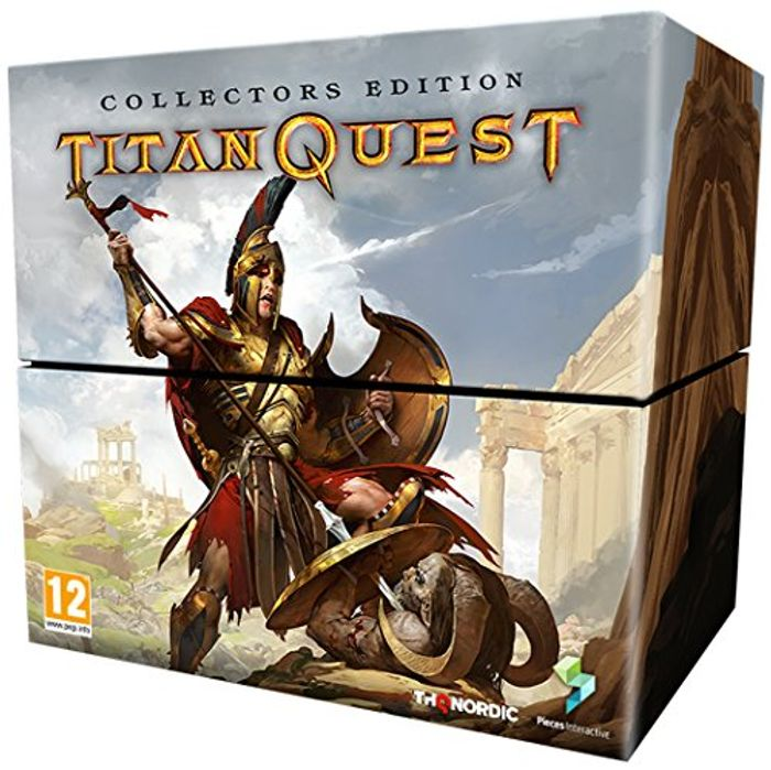 Best Ever Price! Titan Quest: Collector's Edition (Xbox One)