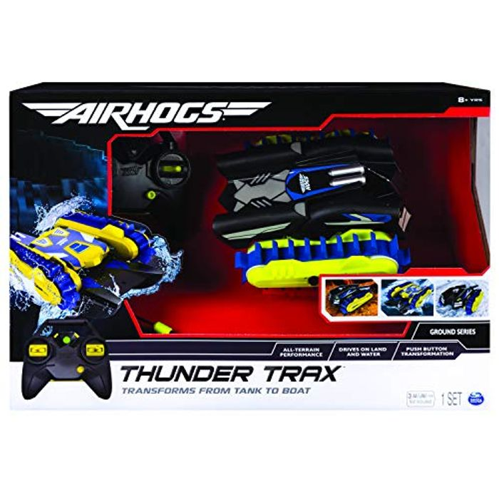 Best Ever Price! Air Hogs Thunder Trax