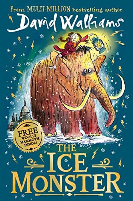 The Ice Monster Hardcover 6 Nov 2018