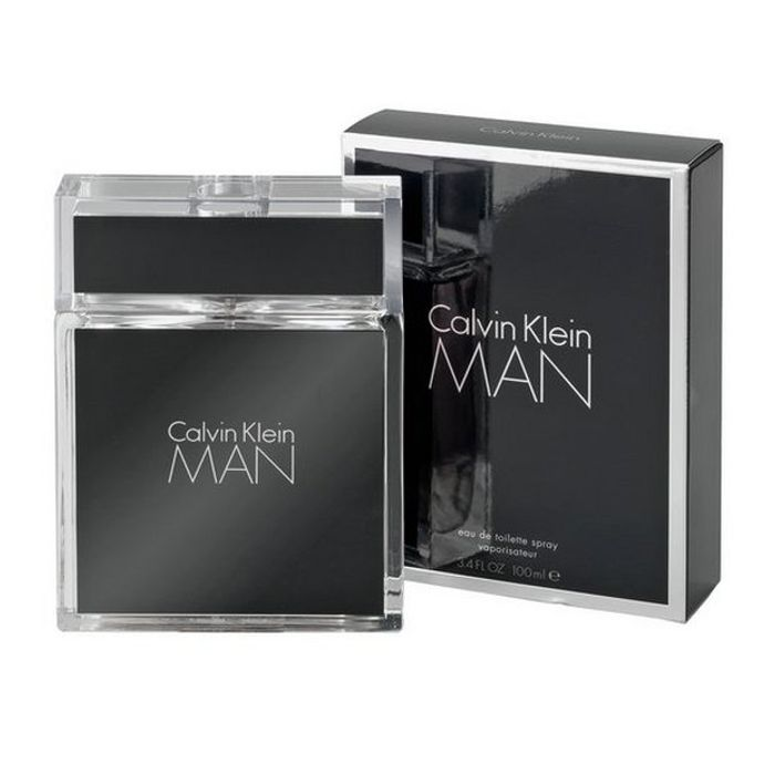 Cheap Calvin Klein Man for Men Eau De Toilette - 100ml - Save £4