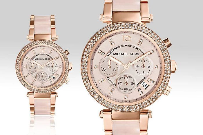 Ladies' Michael Kors Parker Watch