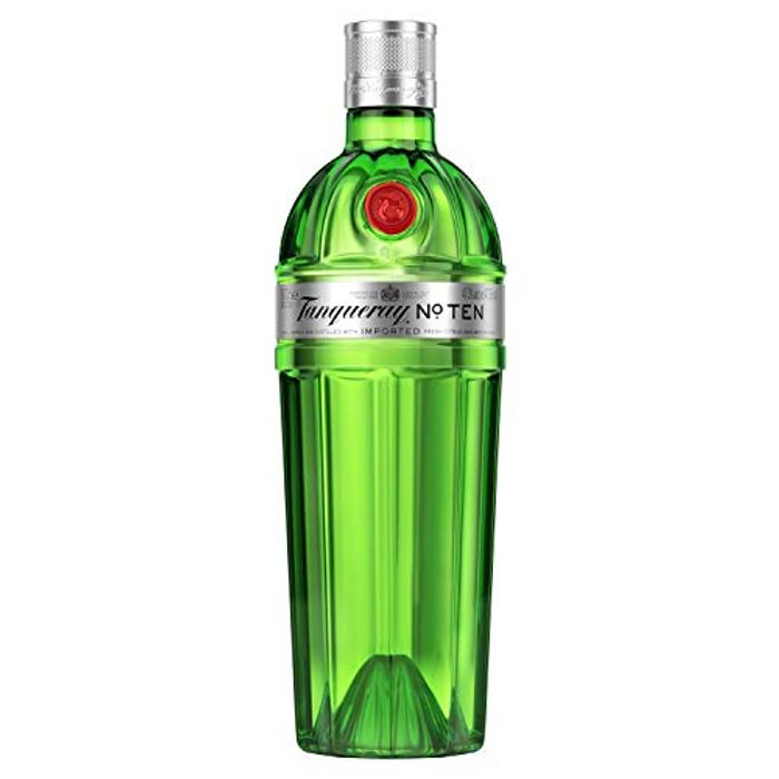 Tanqueray No Ten Gin - 47.3% ABV Now £21.99 Delivered - Save 34% Best Price