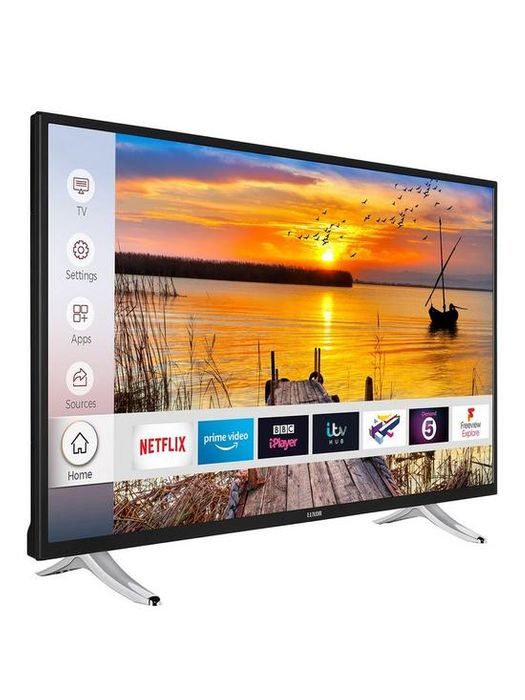 Black Friday Deal Luxor 55 Inch 4K Ultra HD Freeview Play HDR Smart TV