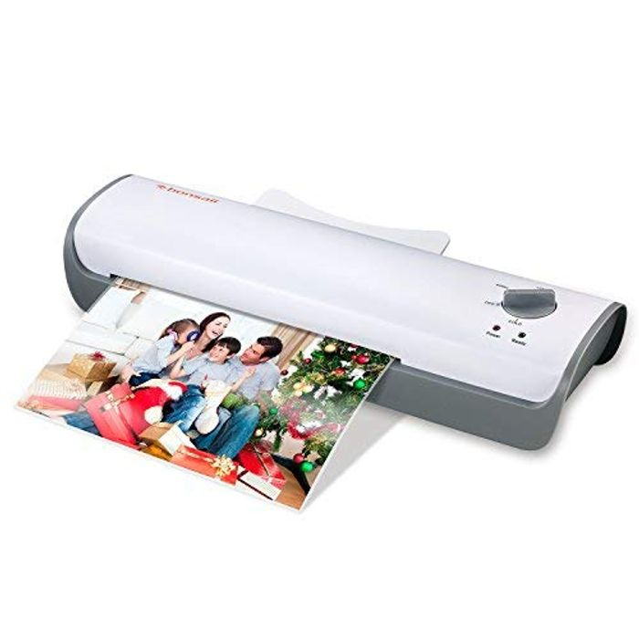 A4 Laminator, Thermal and Cold Laminating Machine (A4 Size)