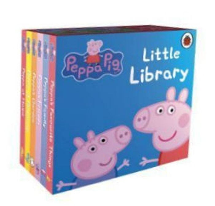 Join Quidco and Get Free 6 Book Peppa Pig Collection after Cashback