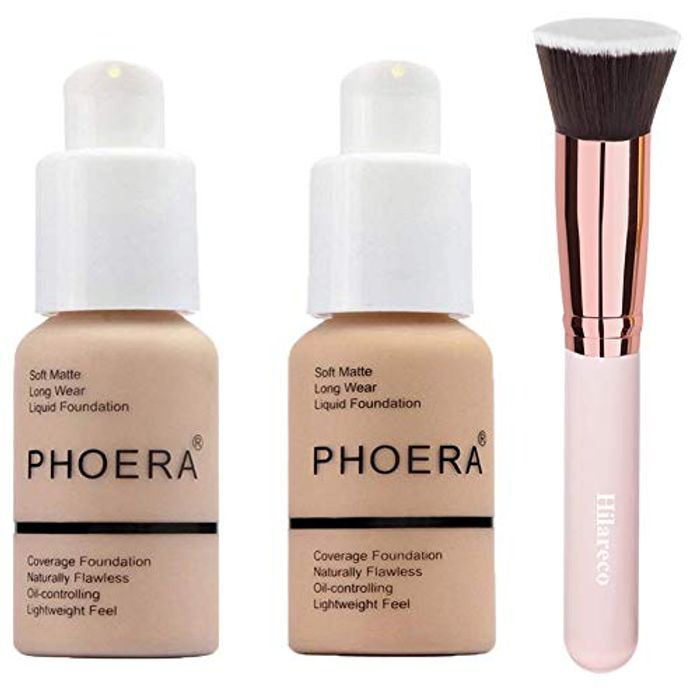 Best Price PHOERA Full Coverage Foundation at Amazon