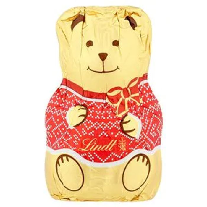 Lindt Mini Teddy Bear Milk Chocolate Bar 10g 3 £1