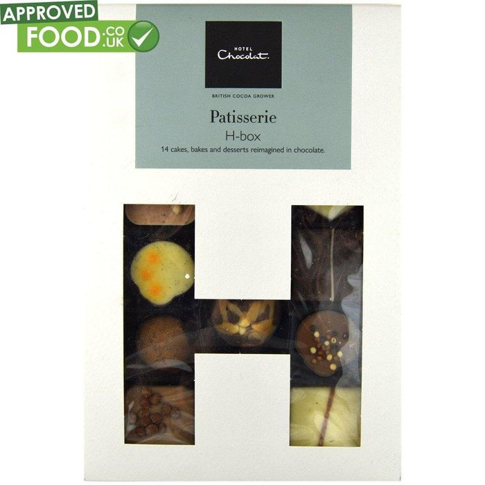 Hotel Chocolat Patisserie H-Box at Approved Food