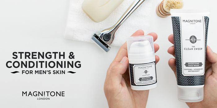 Save 80% on Our Clean Sweep Skincare Cleanser & Moisturiser