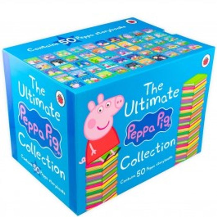 Best Price The Ultimate Peppa Pig Collection 32%off@ Books2door.com