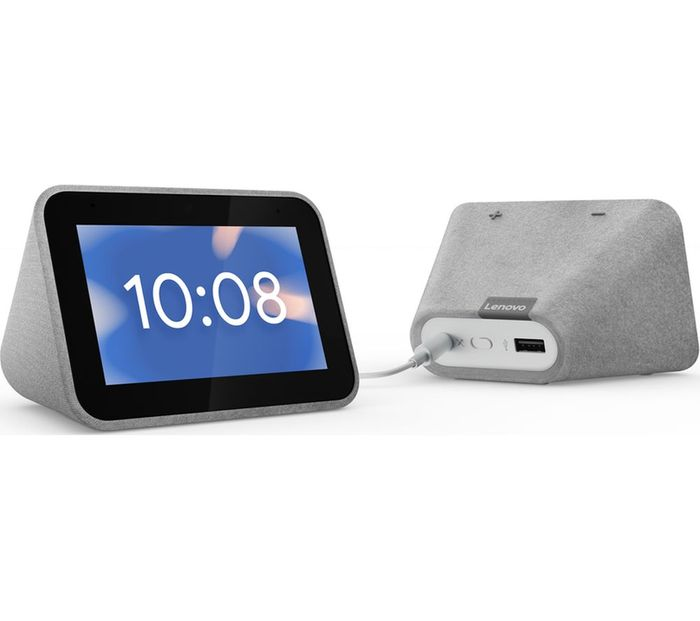 *BLACK FRIDAY DEAL* LENOVO Smart Clock with Google Assistant 2yr G'tee