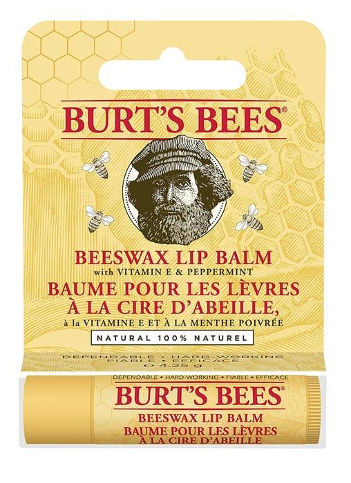Burt's Bees 100% Natural Moisturising Lip Balm (Amazon Add-on Item)