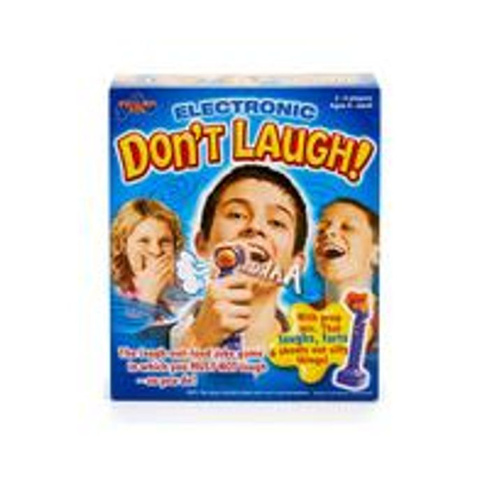 Dont Laugh Game - ELECTRONIC