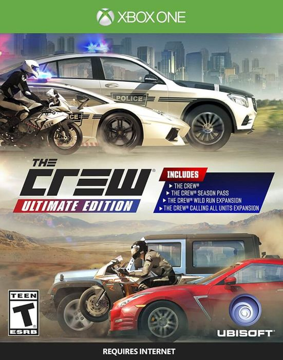 XBOX One - the Crew Ultimate Edition