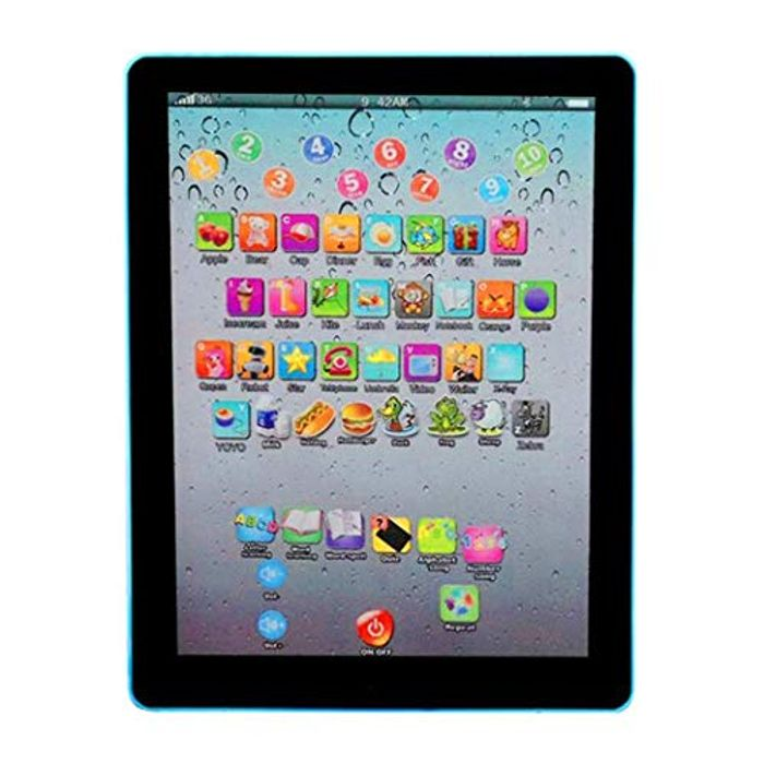 Children Learning and Activity Tablet