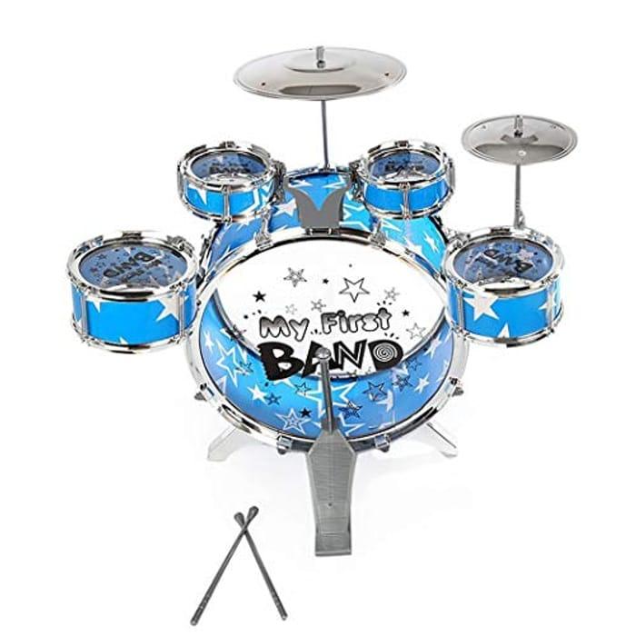 MAKE SOME NOISE! Kids Drum Set
