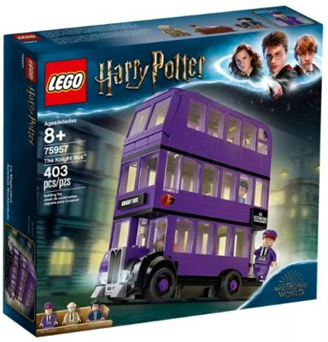 LEGO Harry Potter Knight Bus (75957) - A Christmas 2019 Top Toy