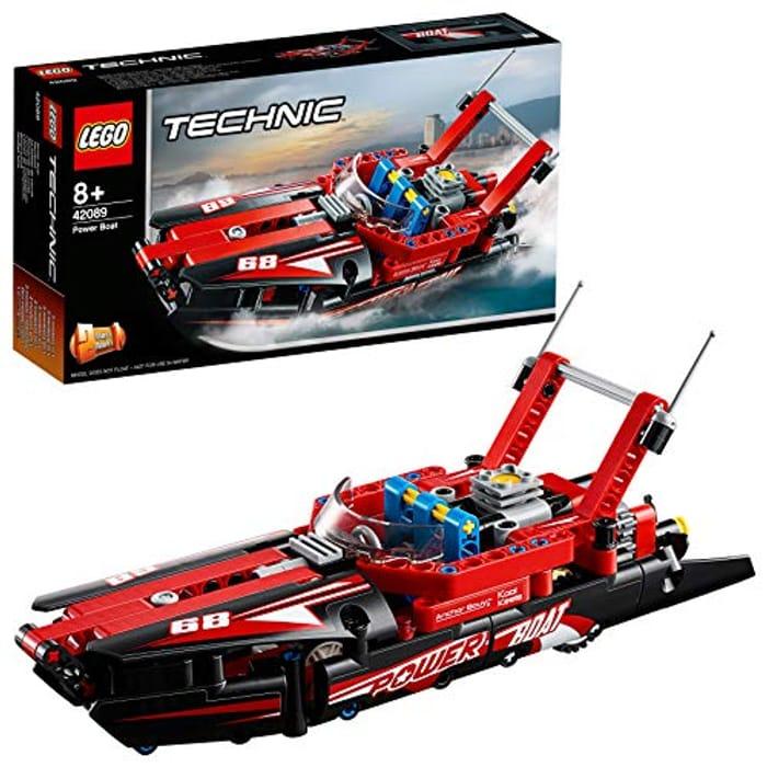 Best Ever Price! LEGO 42089 Technic Power Boat