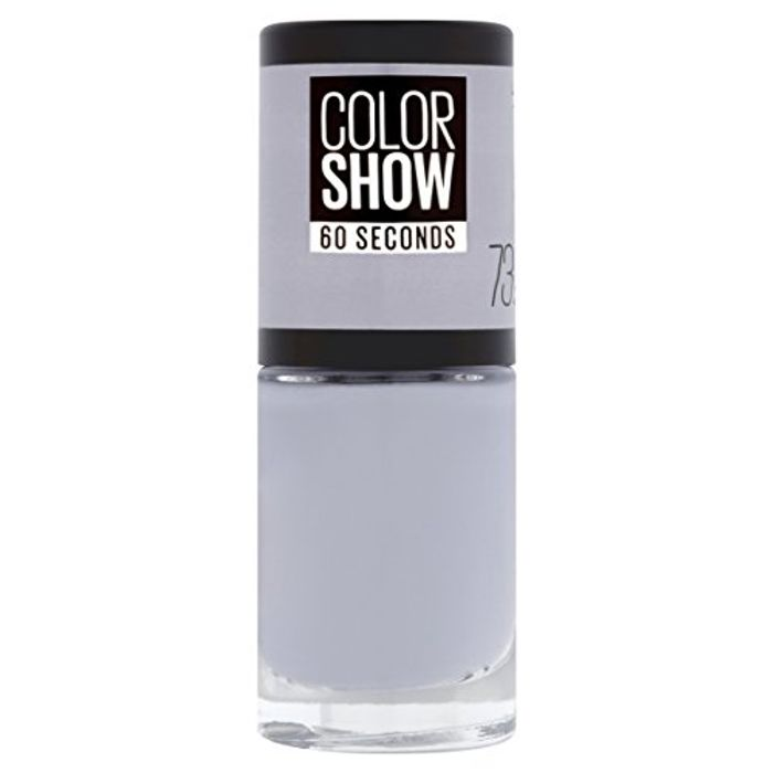 Cheap Maybelline Grey Color Show Nail Polish, Only £3.95!