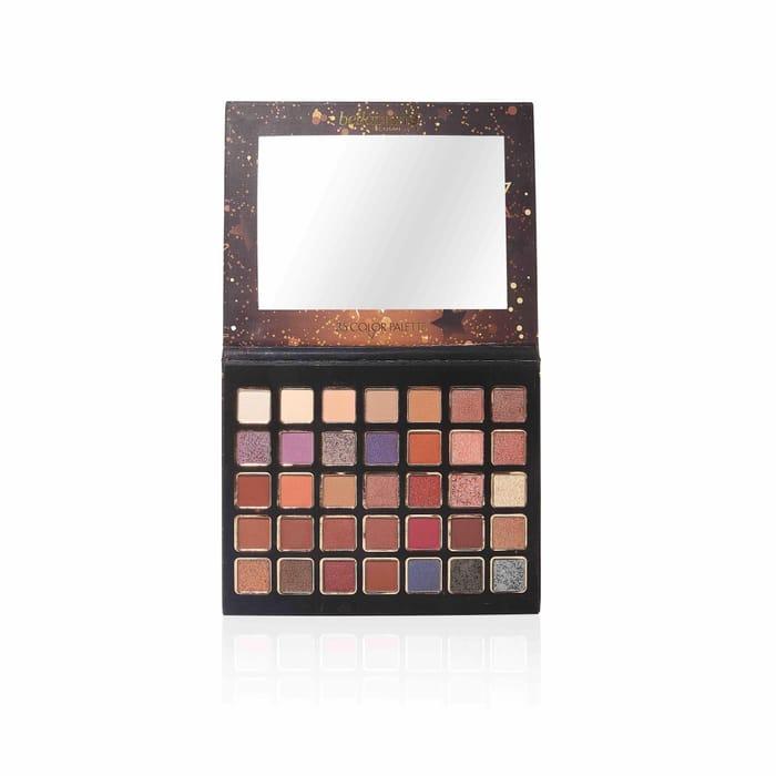 The Ultimate Nude Eyeshadow Palette