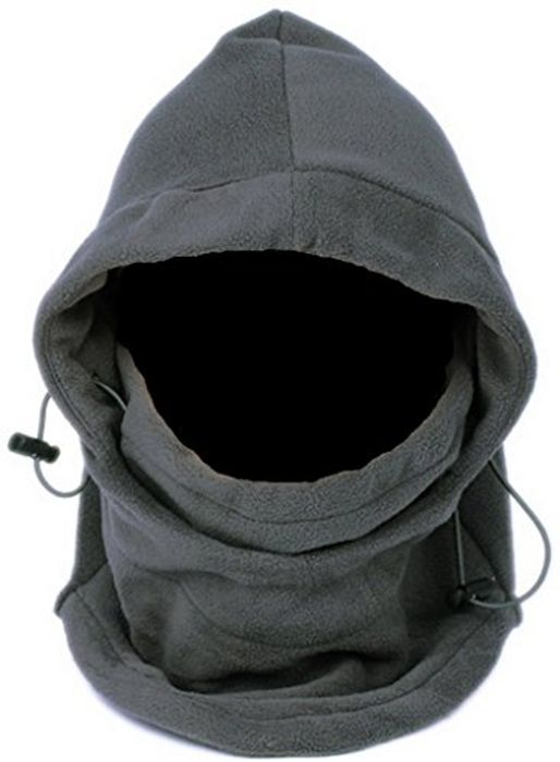 Best Price EOZY Multipurpose Use 6 in 1 Thermal Warm Fleece Balaclava Hood