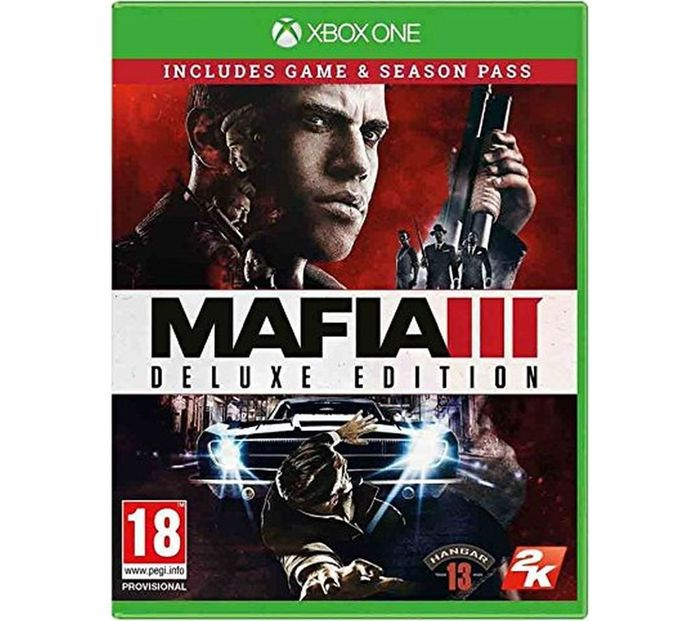 XBOX ONE Mafia III Deluxe Edition + 6 Months Spotify £9.97 at Currys