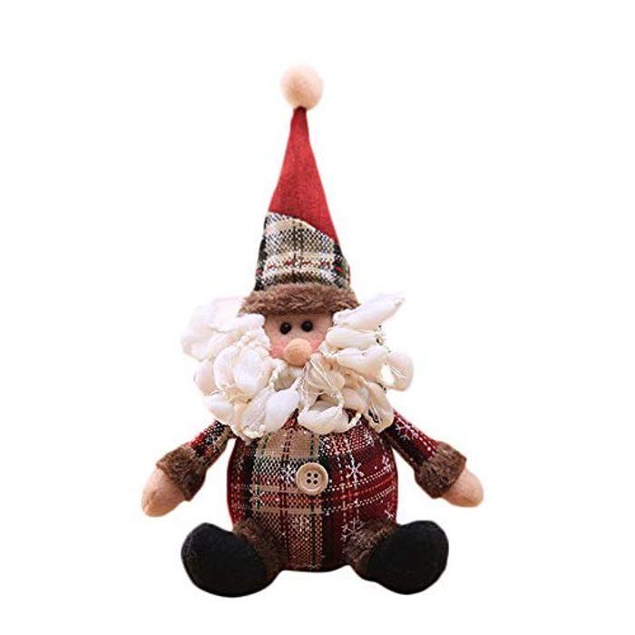 76% Off Santa Claus Christmas Decoration