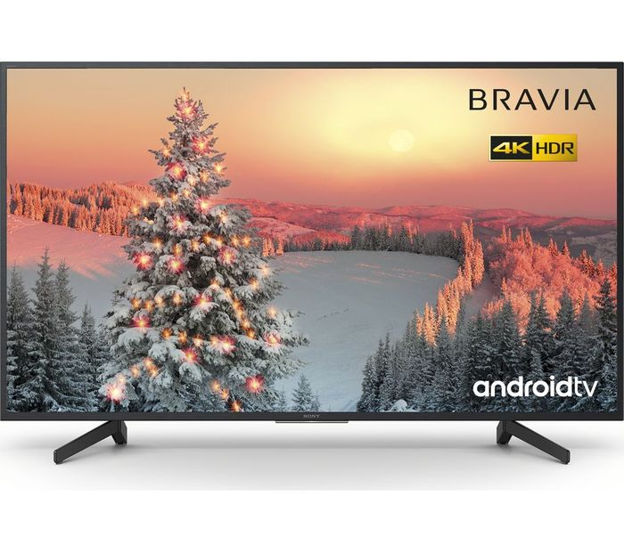 "*BLACK FRIDAY DEAL* SONY BRAVIA 55"" Smart 4K Ultra HD HDR LED TV with Google"