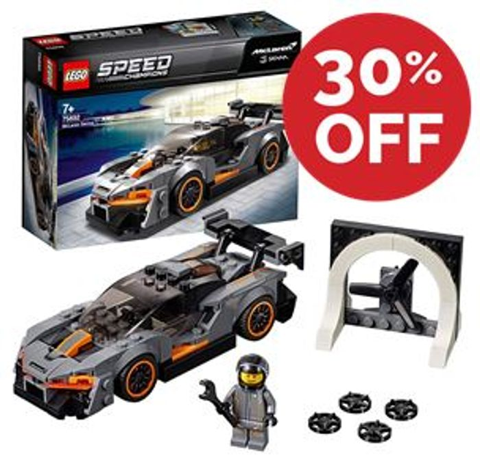 LEGO 75892 Speed Champions - McLaren Senna