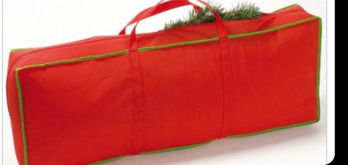 Tree and Garland Storage Bag, Small (Large Available)