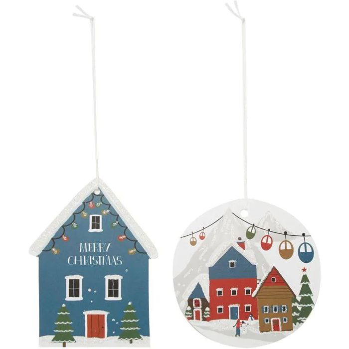House of Fraser Christmas Gift Tags Only 50p!