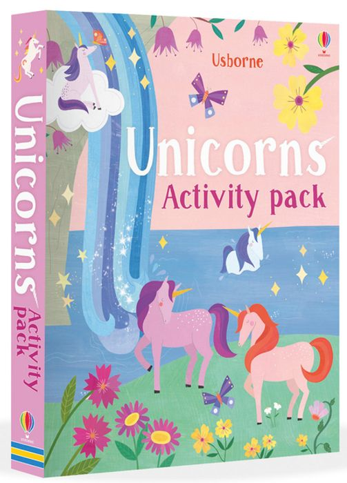 Unicorns Activity Pack at WHSmith - Only £7!