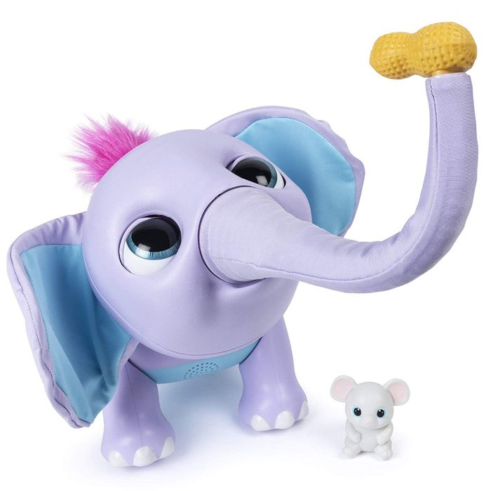 Juno Interactive Baby Elephant Down From £89.99 to £49.99